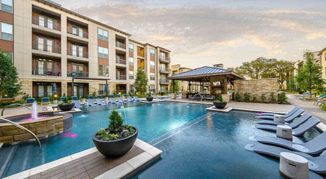Asher Apartments Grapevine Tx