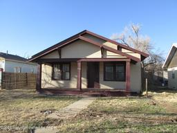 1019 Browning, Pampa, TX 79065
