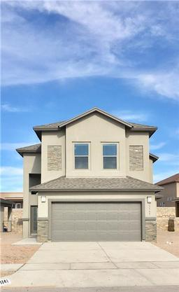 11141 Eleanor Coldwell Drive, Socorro TX 79927