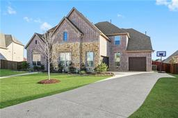 3609 fletcher court, flower mound, TX 75022