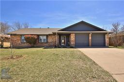 2701 button willow parkway, abilene, TX 79606