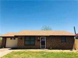 2305 Avenue N, Anson TX 79501