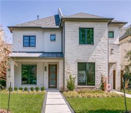 3626 Binkley Avenue, University Park TX 75205
