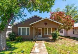 2202 Avenue D, Brownwood TX 76801