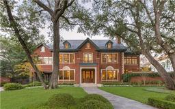 4224 armstrong parkway, highland park, TX 75205