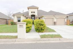 3816 Country Meadows Drive, Edinburg TX 78541