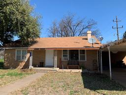 214 Reilly Ave, Bronte TX 76933