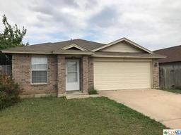 1206 Fox Creek Drive, Killeen TX 76543