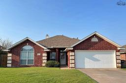 5439 Flo Drive, Wichita Falls TX 76302