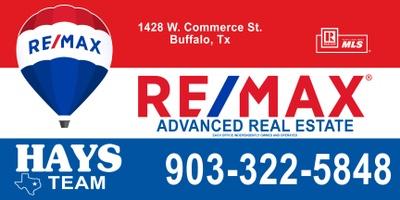 RE/MAX Advanced Real Estate - Buffalo TX
