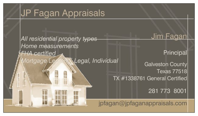 JP Fagan Appraisal Services
