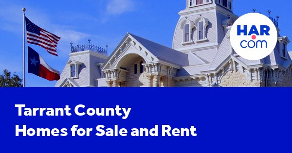 Tarrant County Appraisal District And County Tax Information Har