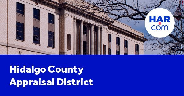 Hidalgo County Appraisal District And County Tax