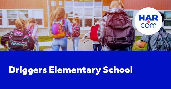 Driggers Elementary School San Antonio, TX - HAR com