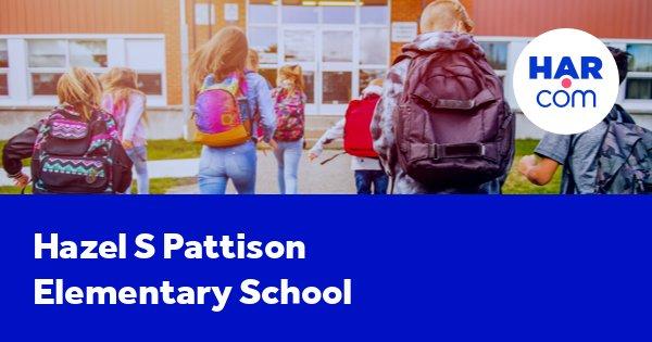 Hazel S Pattison Elementary School Katy Tx Har Com